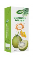 Coconut water with orange flavor 1000ml